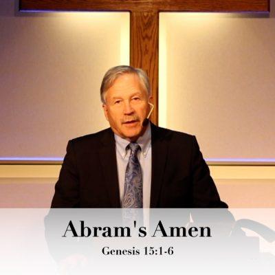 Abram's Amen